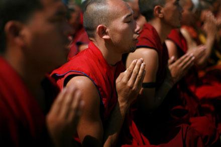 tibeti lámák